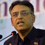 Asad Umar has announced to relinquish his position as Finance Minister of Pakistan.