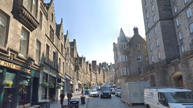 1169e973a4 Traffic-free days begin in Edinburgh city centre – Newswire