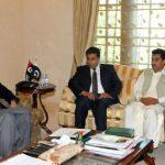GB delegation calls on Bilawal