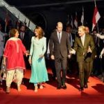 Prince William and Kate in Pakistan