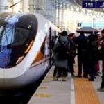 More trains added on Beijing-Zhangjiakou high-speed rail to meet demand