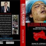"Senator Rehman Malik's book ""Bleeding Kashmir"" launched"