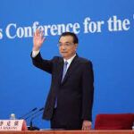 Chinese premier confident of achieving development goals