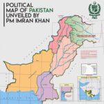 PM unveils political map of Pakistan