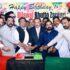 Senator Rehman Malik celebrates Bilawal Bhutto Zardari's birthday