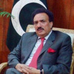 Safe food basic right of every citizen: Senator Rehman Malik