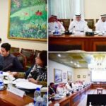 Pak, Saudi delegations meet to discuss bilateral ties