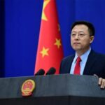 China, Russia, Pakistan call on world community to continue humanitarian assistance to Afghanistan: Zhao Lijian