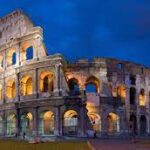 Italy: Rome's Colosseum hosts Pompeii exhibition